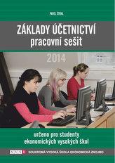 Základy účetnictví - pracovní sešit 2014