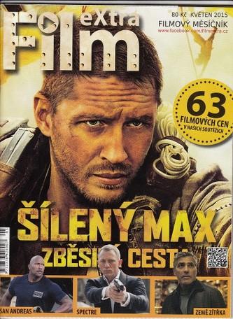 Vzorové číslo časopisu Film eXtra