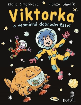 Viktorka a vesmírná dobrodružství