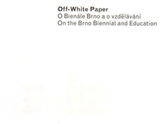OFF-White Paper - Sulki & Min Choi