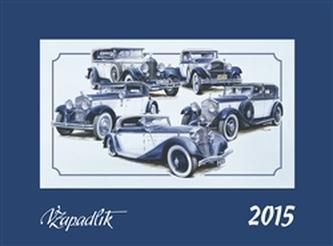 Kalendář-Václav Zapadlík 2015
