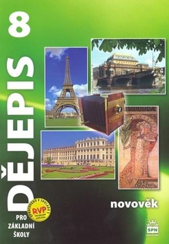 Dějepis 8 pro základní školy - Novověk - Veronika Válková
