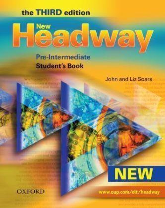 New headway 3rd Pre-Intermediate Studentˇs Book