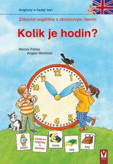 Kolik je hodin? - Zábavná angličtina s obrázkovým čtením