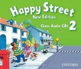 Happy Street New Edition 2 Class Audio 2 CDs