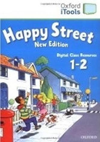 Happy Street New Edition 1+2 iTools CD-ROM