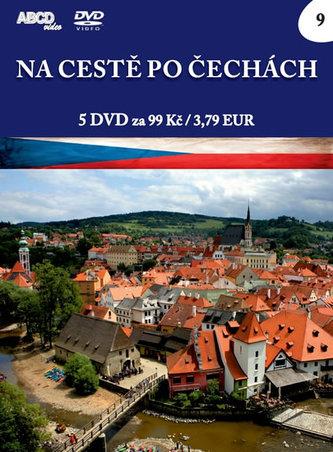 Na cestě po Čechách - 5 DVD