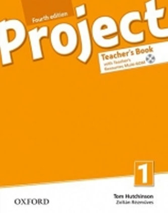Project Fourth Edition 1 Teacher´s Book with Teacher´s Resources Multirom