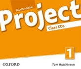 Project Fourth Edition 1 Class Audio CDs