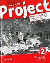 Project Fourth Edition 2 Pracovní sešit s poslechovým CD a přípravou na testování