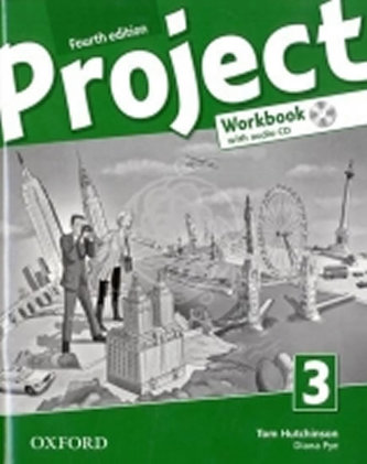 Project Fourth Edition 3 Workbook with Audio CD and Online Practice (International English Version) - Hutchinson Tom
