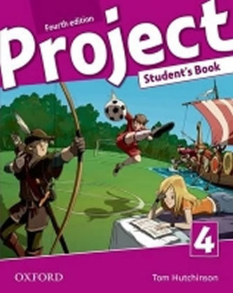 Project Fourth Edition 4 Student´s Book (International English Version) - Hutchinson Tom