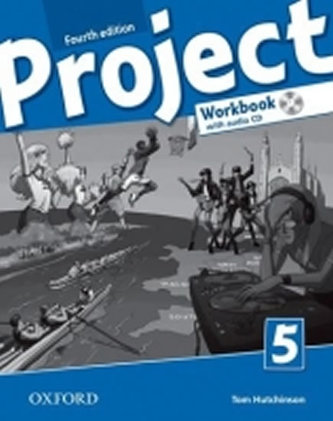 Project Fourth Edition 5 Workbook with Audio CD (International English Version)