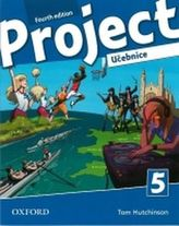 Project Fourth Edition 5 Učebnice