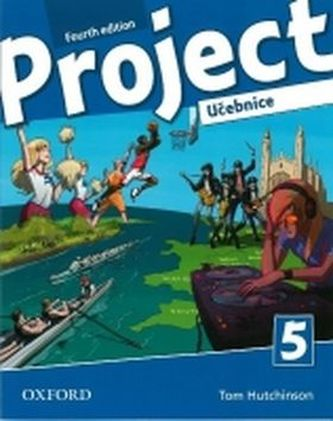 Project Fourth Edition 5 Učebnice - T. Hutchinson