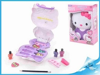 Nehtové studio Hello Kitty v krabičce