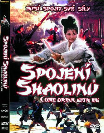 Spojení Shaolinů DVD