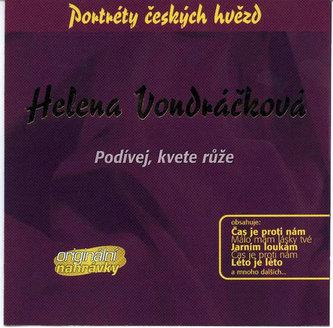 H. Vondráčková - Portréty českých hvězd - CD - Helena Vondráčková