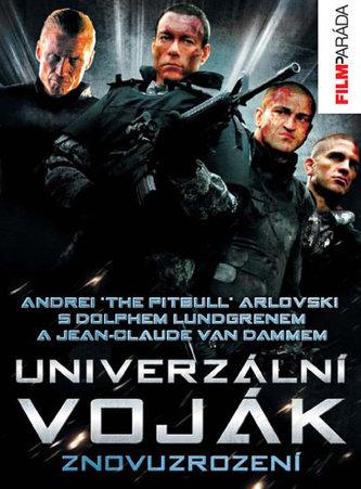 Univerzální voják 3: Znovuzrození - DVD - neuveden