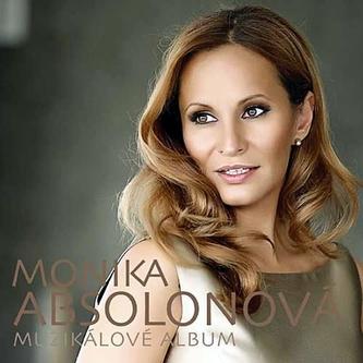 Absolonová Monika - Muzikálové album CD - Absolonová Monika