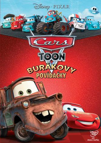 Cars Toon: Burákovy povídačky DVD