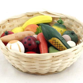Dekorace do prodejny - ovoce a zelenina