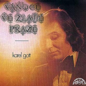 Gott Karel - Vánoce ve zlaté Praze CD - Gott Karel