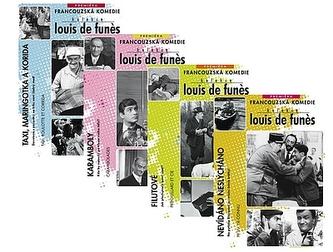 Louis De Funes 4DVD