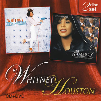 Whitney Houston - Best - CD/DVD - Houston Whitney