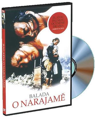 Balada o Narajamě DVD