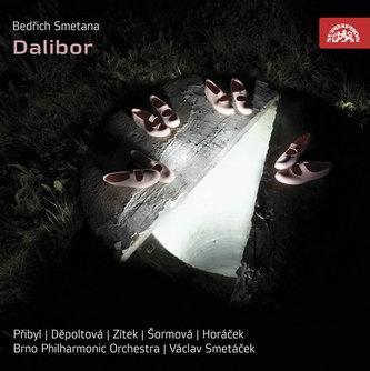 Dalibor. Opera o 3 dějstvích Czech Opera Treasures - 2CD - Smetana Bedřich