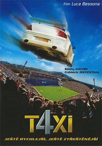 Taxi 4 - DVD