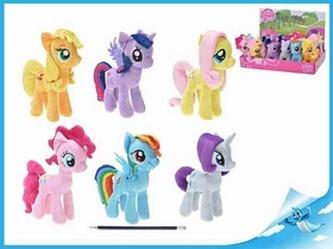 """Poník plyšový z boxu ICK0173350 My Little Pony"""""""""""