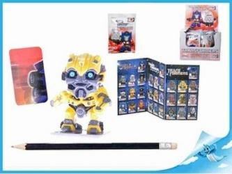 Figurka Transformers s puzzle II.serie