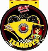 TEAMBOYS Motor Colour! – volant