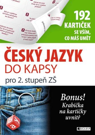 Český jazyk do kapsy pro 2. stup. ZŠ