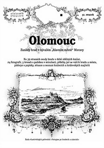 """Olomouc - zaniklý hrad v bývalém """"hlavním městě"""" Moravy - Rostislav Vojkovský"""