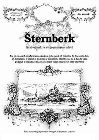 Šternberk - hrad-zámek ve stejnojmenném městě