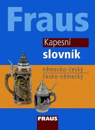 Fraus kapesní slovník NČ-ČN - 2. vydání