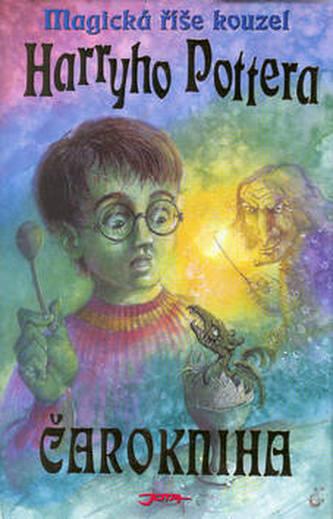 Magická říše kouzel Harryho Pottera