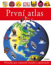 První atlas - Dětský obrázkový atlas zemí celého světa