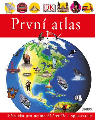První atlas - Dětský obrázkový atlas zemí celého světa - neuveden