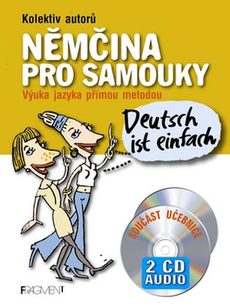 Němčina pro samouky + 2CD