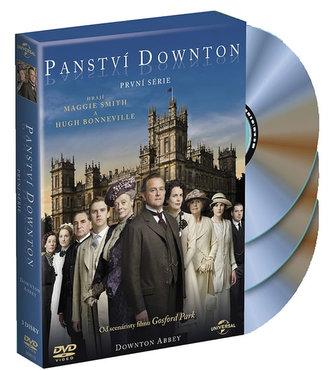 Panství Downton 1. série 3DVD