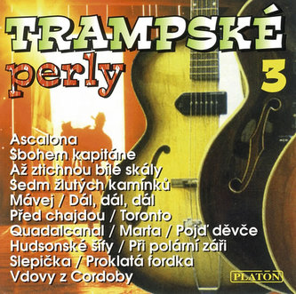 Trampské perly 3 CD