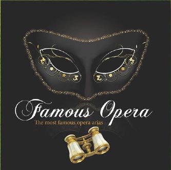 Famous Opera CD
