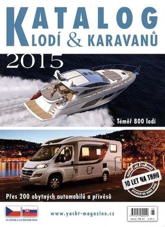 Katalog lodí a karavanů 2012