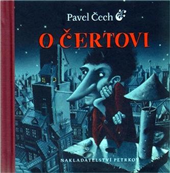 O čertovi (kolibří vydání) - Pavel Čech