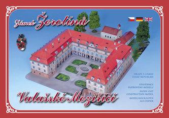 Zámek Žerotínů - Valašské Meziříčí - Stavebnice papírového modelu