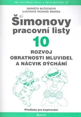 Šimonovy pracovní listy 10 - Markéta Mlčochová